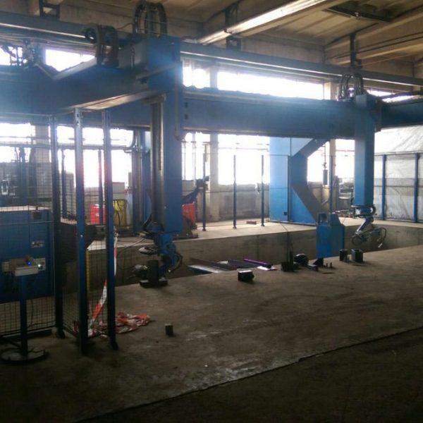 UMEGA Robotic Welding System